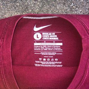 Nike Shirts - NIKE T-SHIRT WASHINGTON REDSKINS COLORWAY sz L EUC